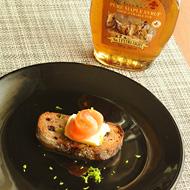 グラバラックス(サーモンマリネ) メープルの香り