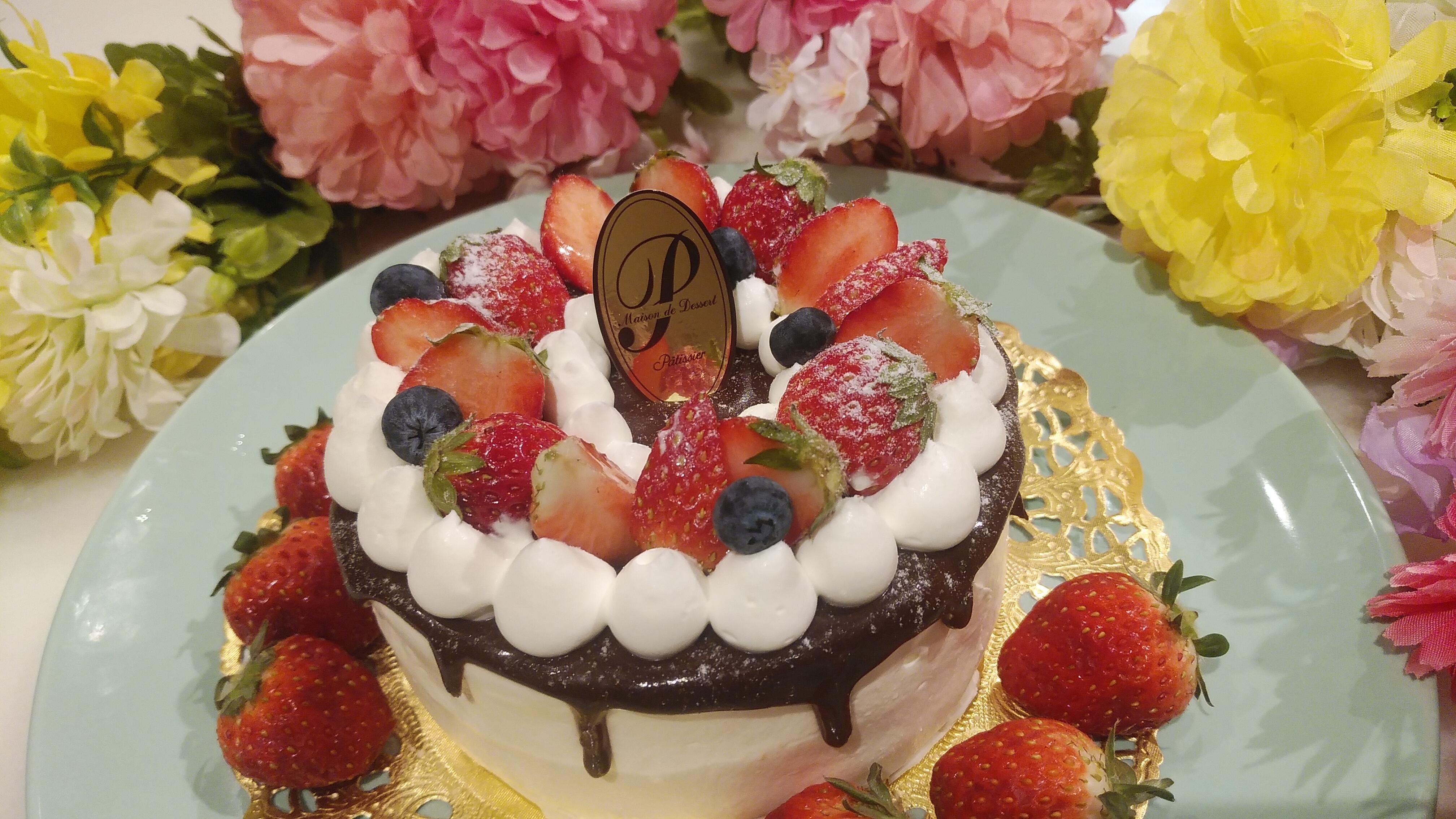 ショート ケーキ シロップ