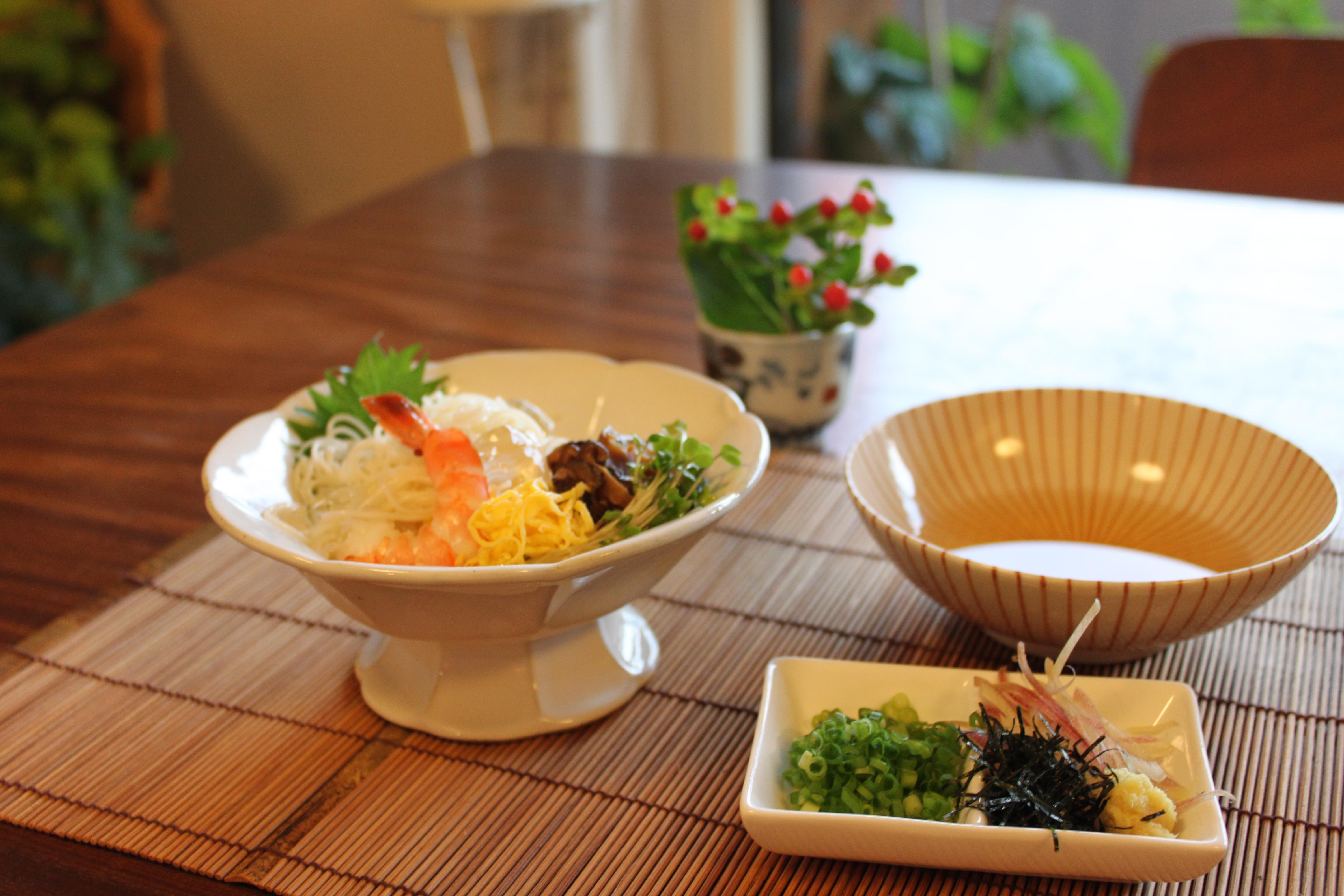 七夕素麺&素麺だし