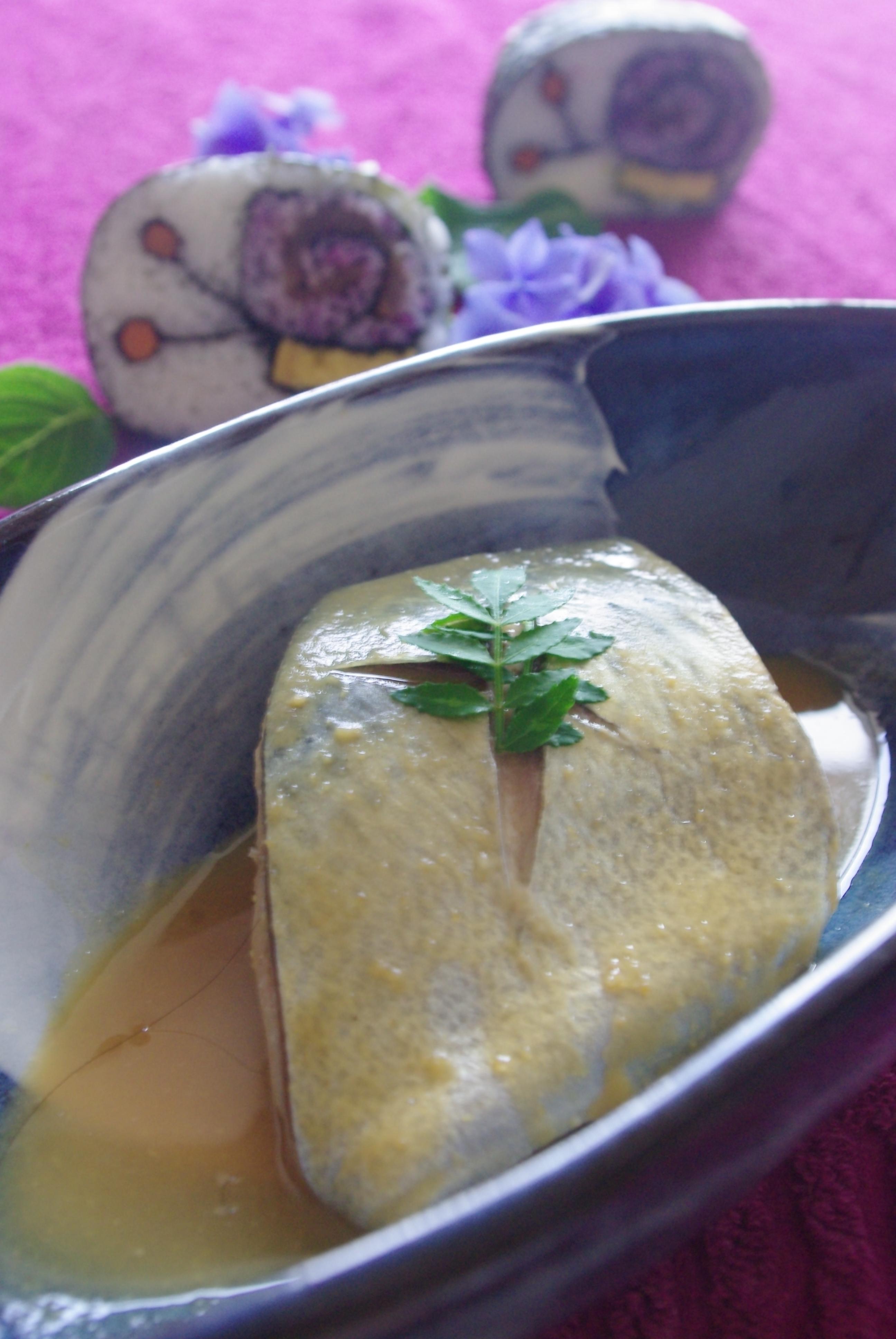 濃厚☆サバの味噌煮