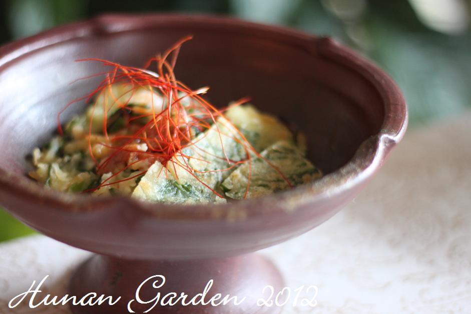 簡単チヂミ2種 (にら&海鮮チーズ)