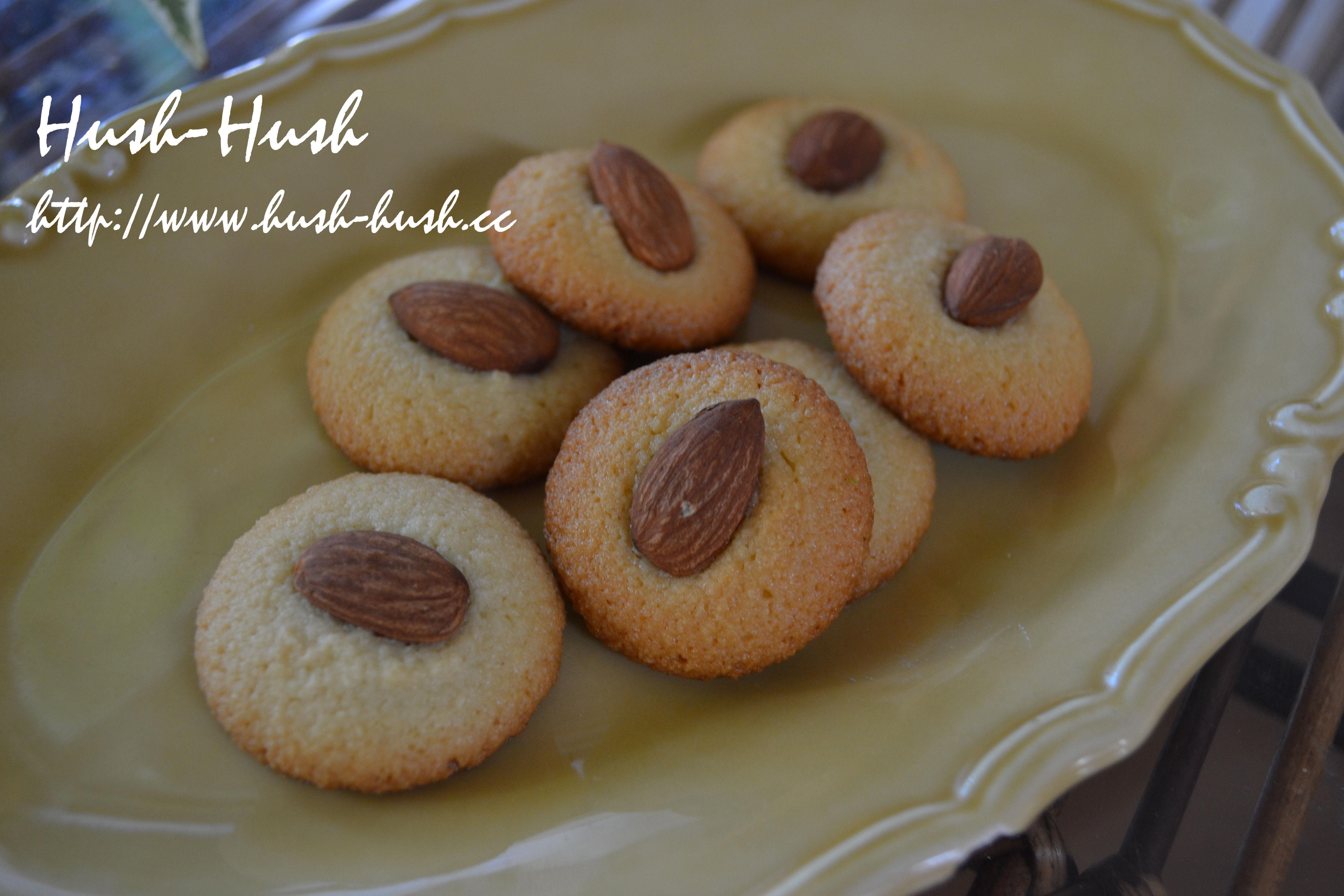 卵白 クッキー