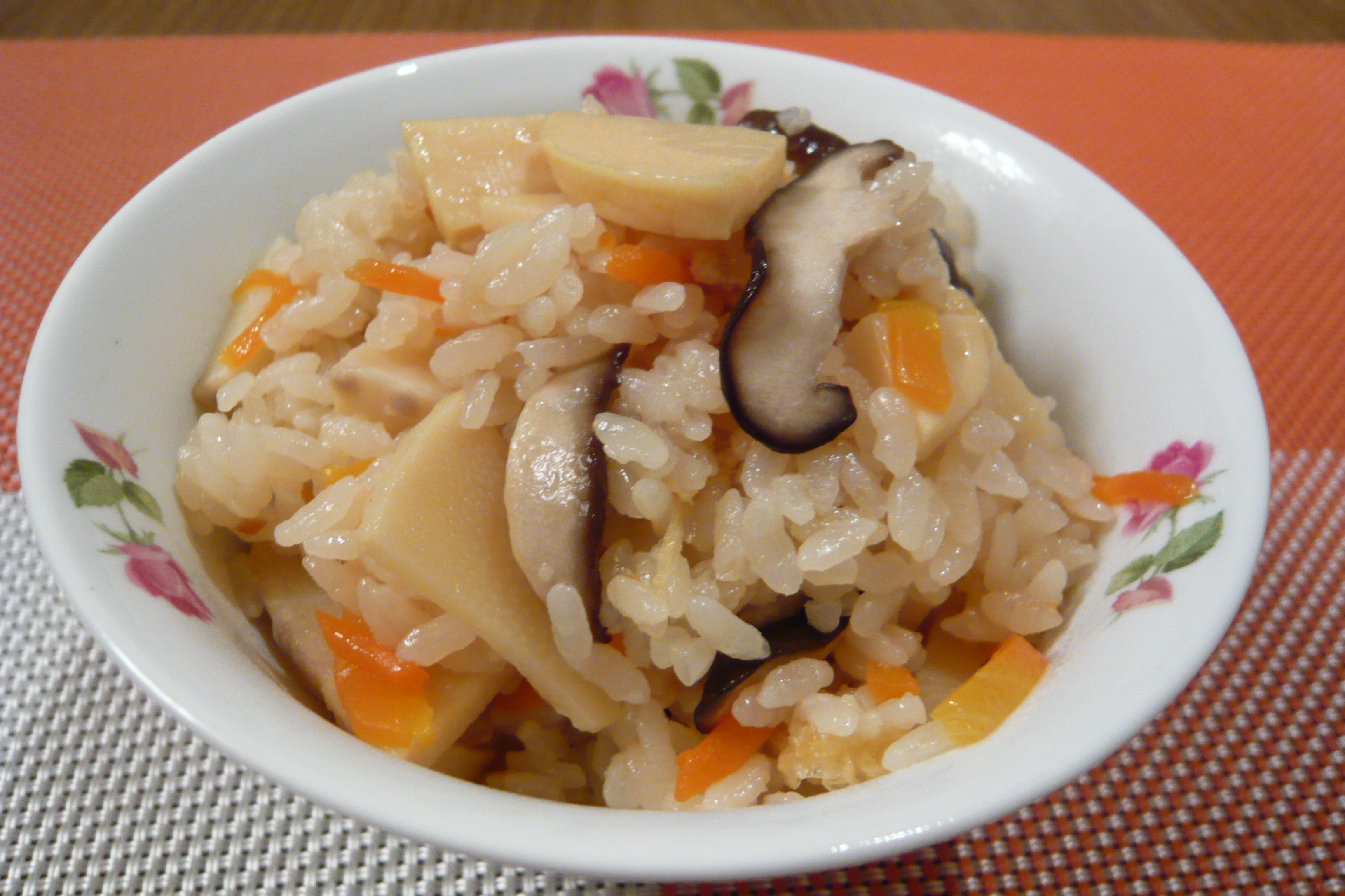 筍 炊き込み ご飯 レシピ