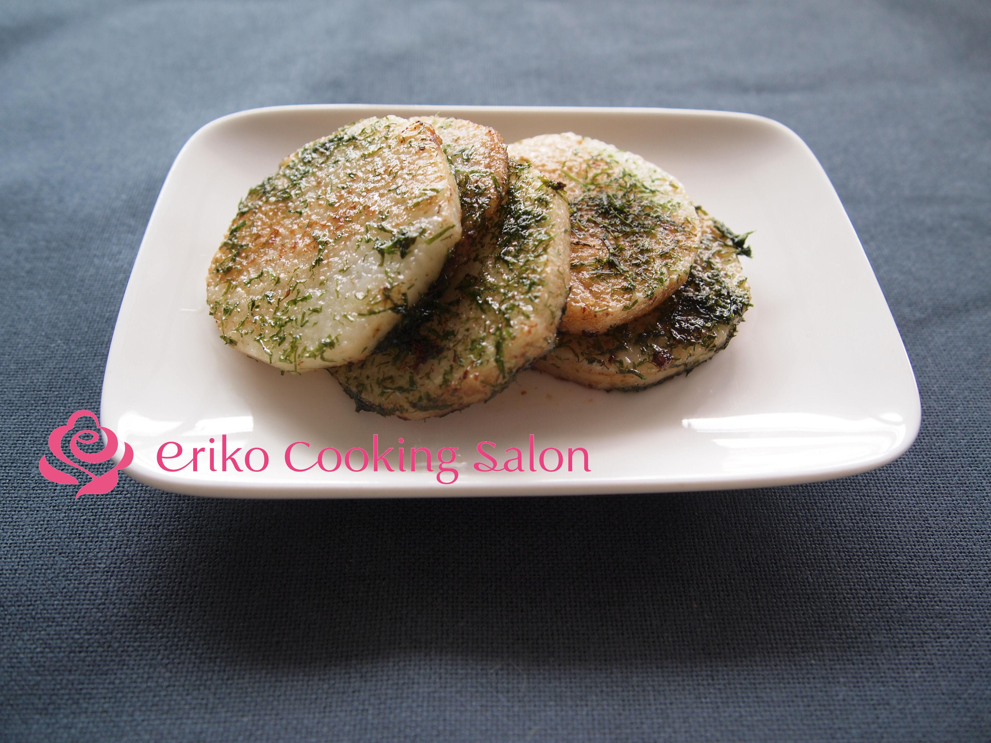 [5分でできる副菜]長芋のバターしょうゆ焼き