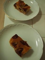 いちじくとナッツのケーキ