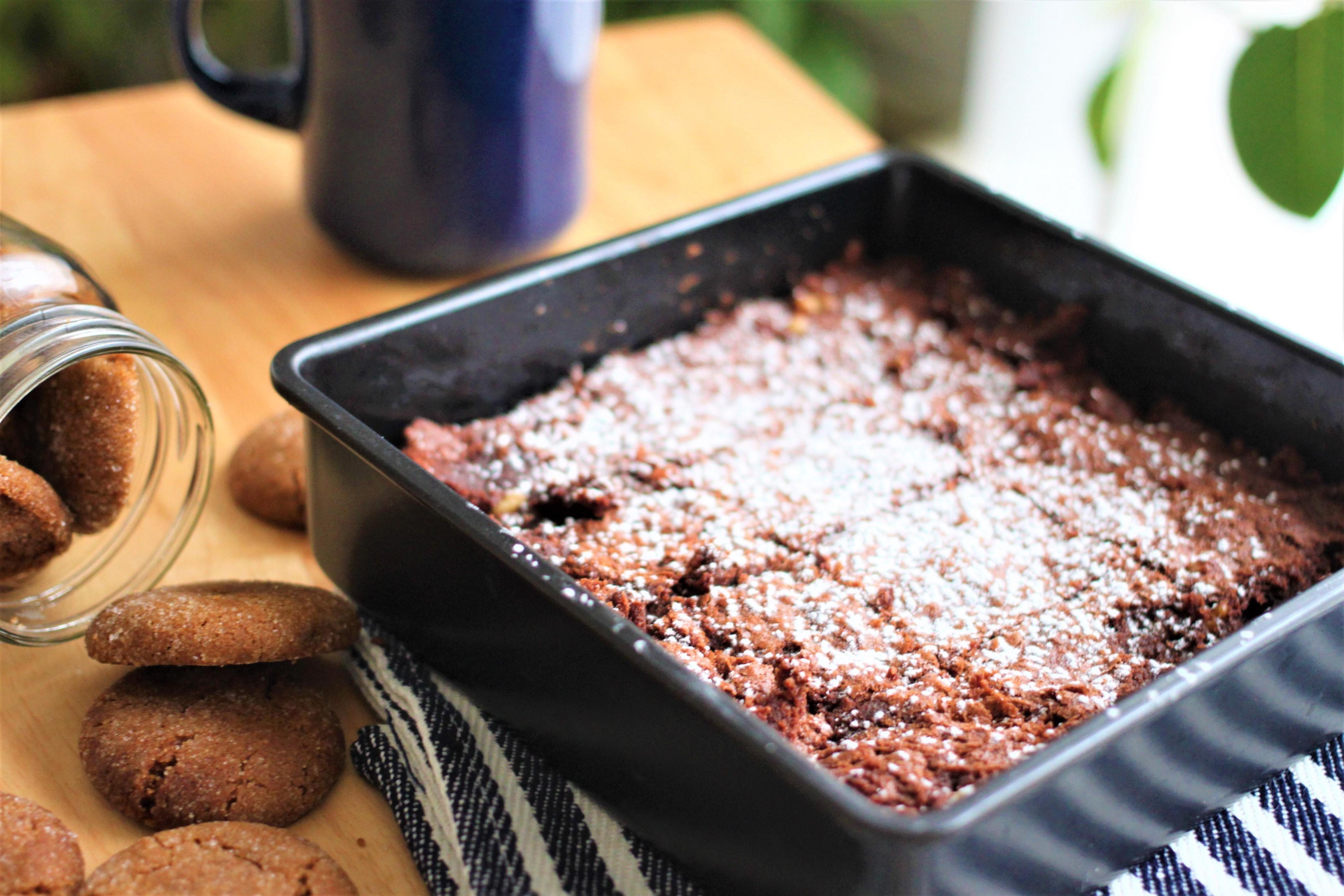 チョコレートファッジブラウニー
