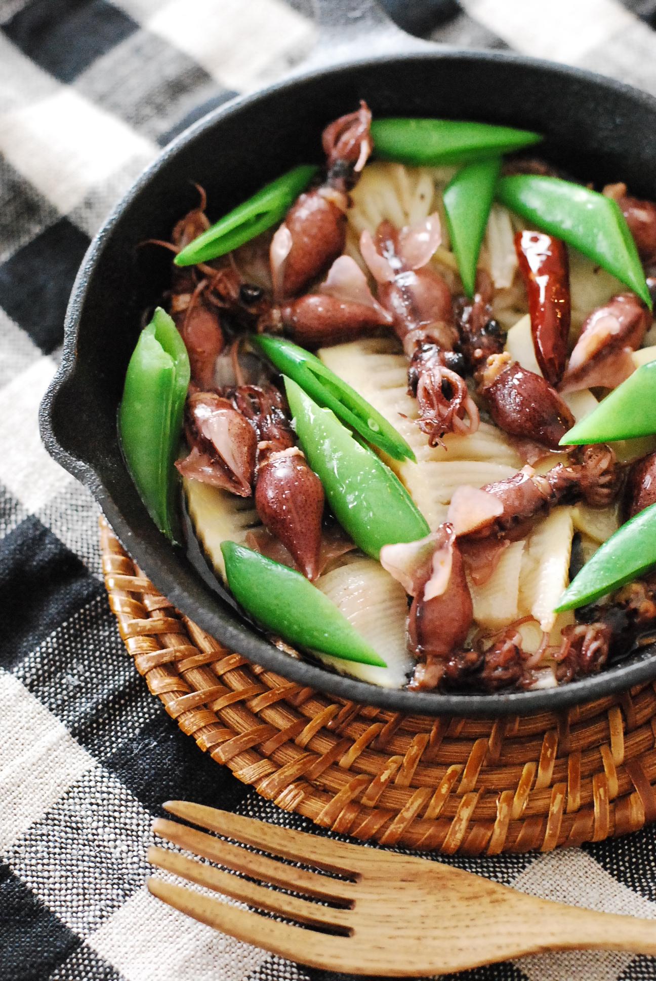 ボイル ホタルイカ レシピ
