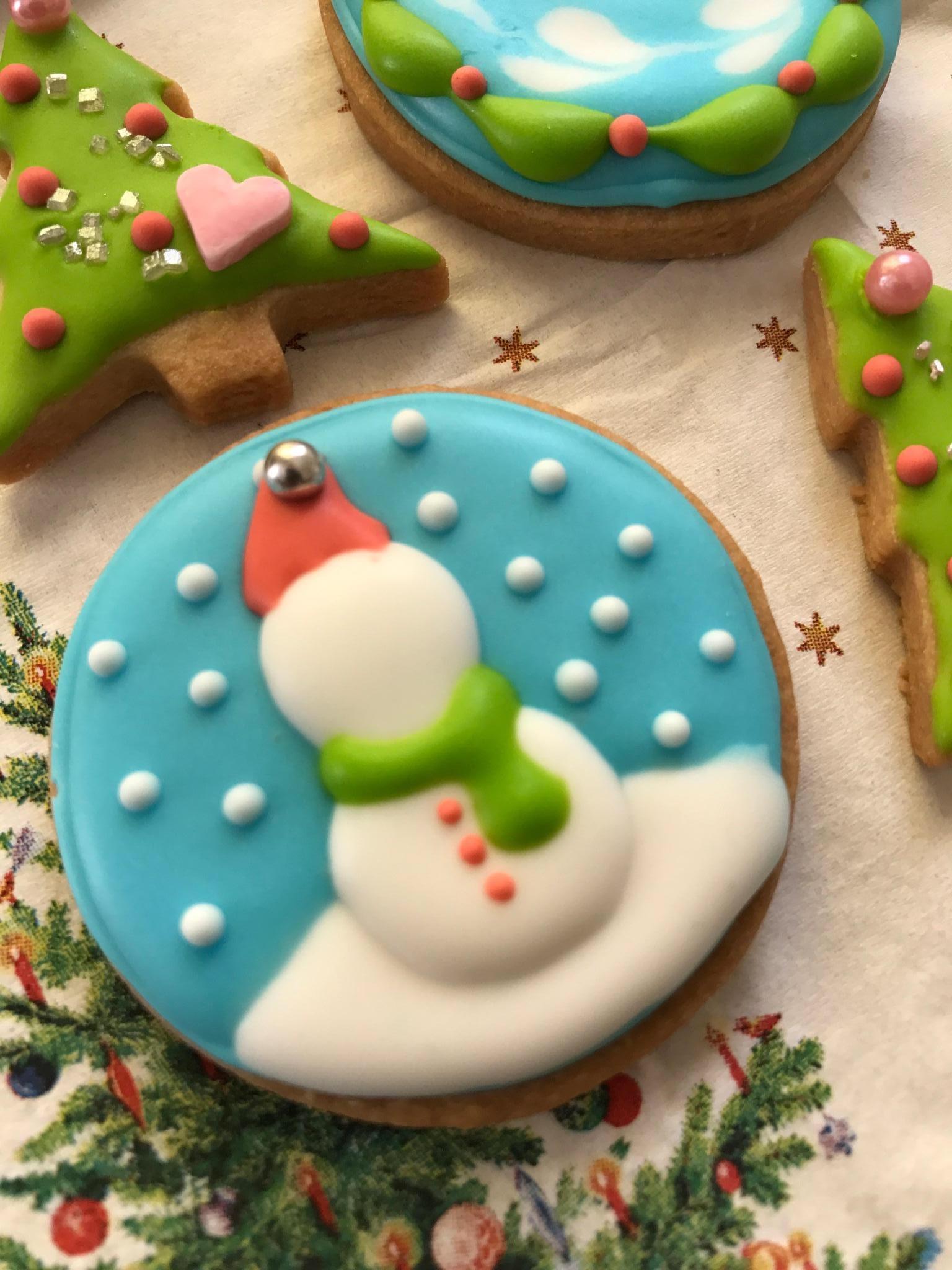 おいしくさっくり!型抜きクッキー