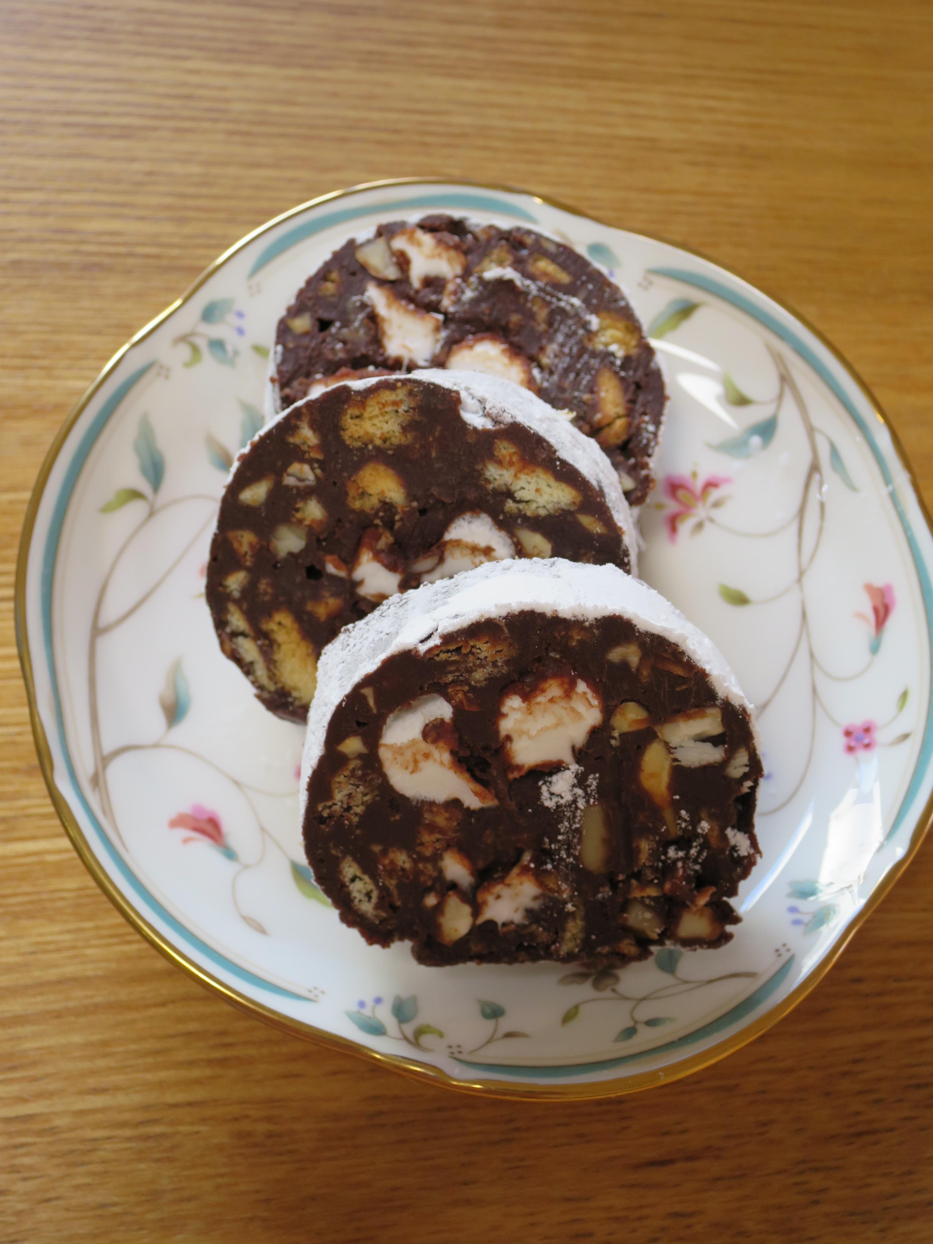チョコレート・サラミ