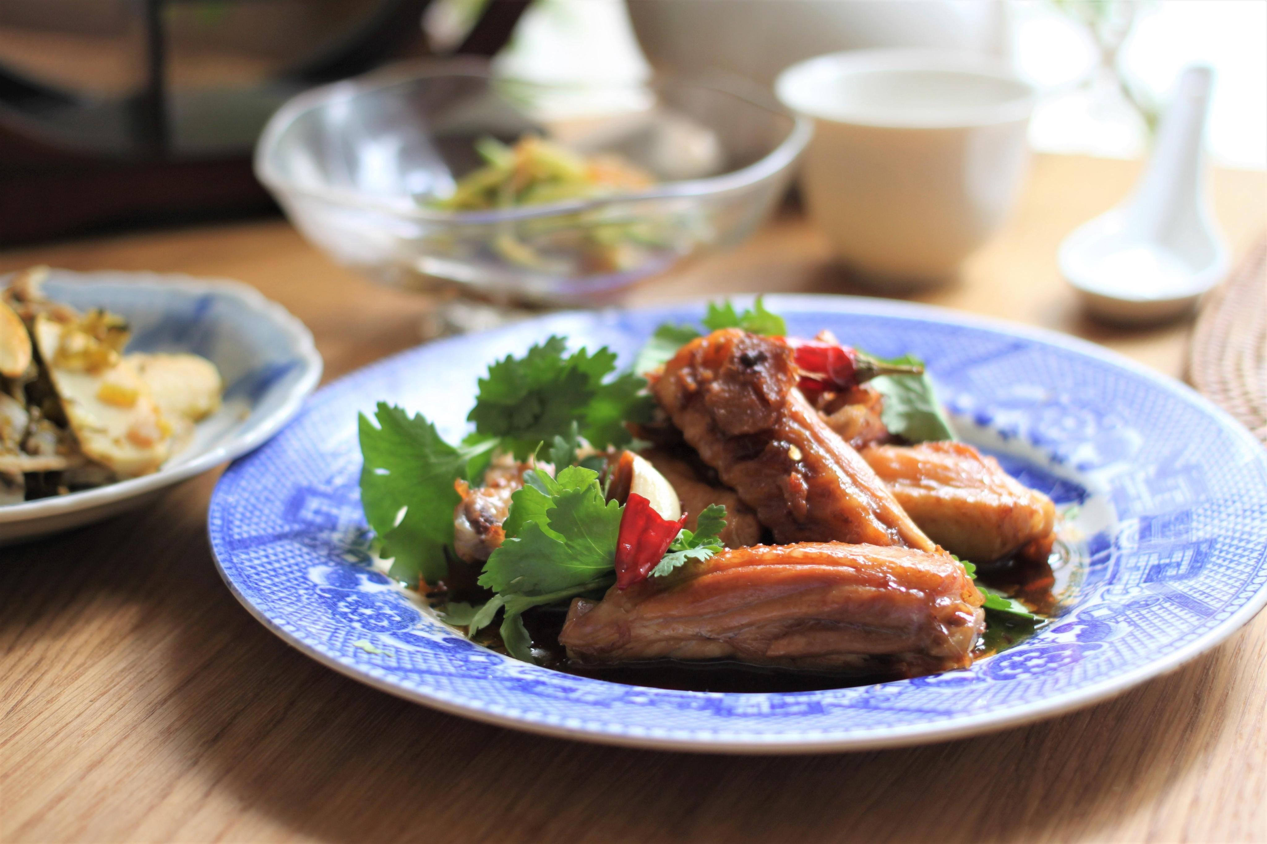 三杯鶏(サン・ベイ・ジー)