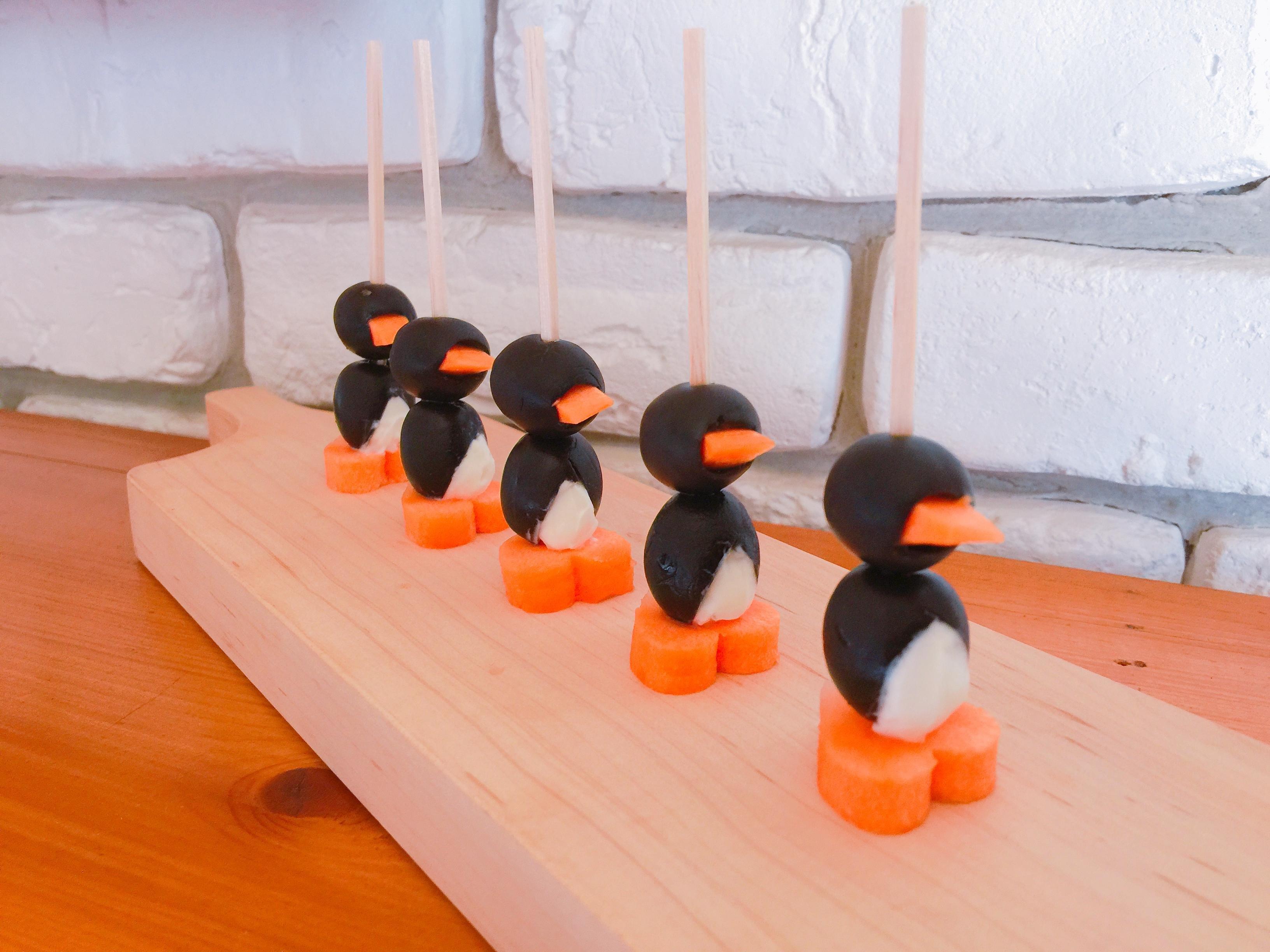 オリーブペンギン