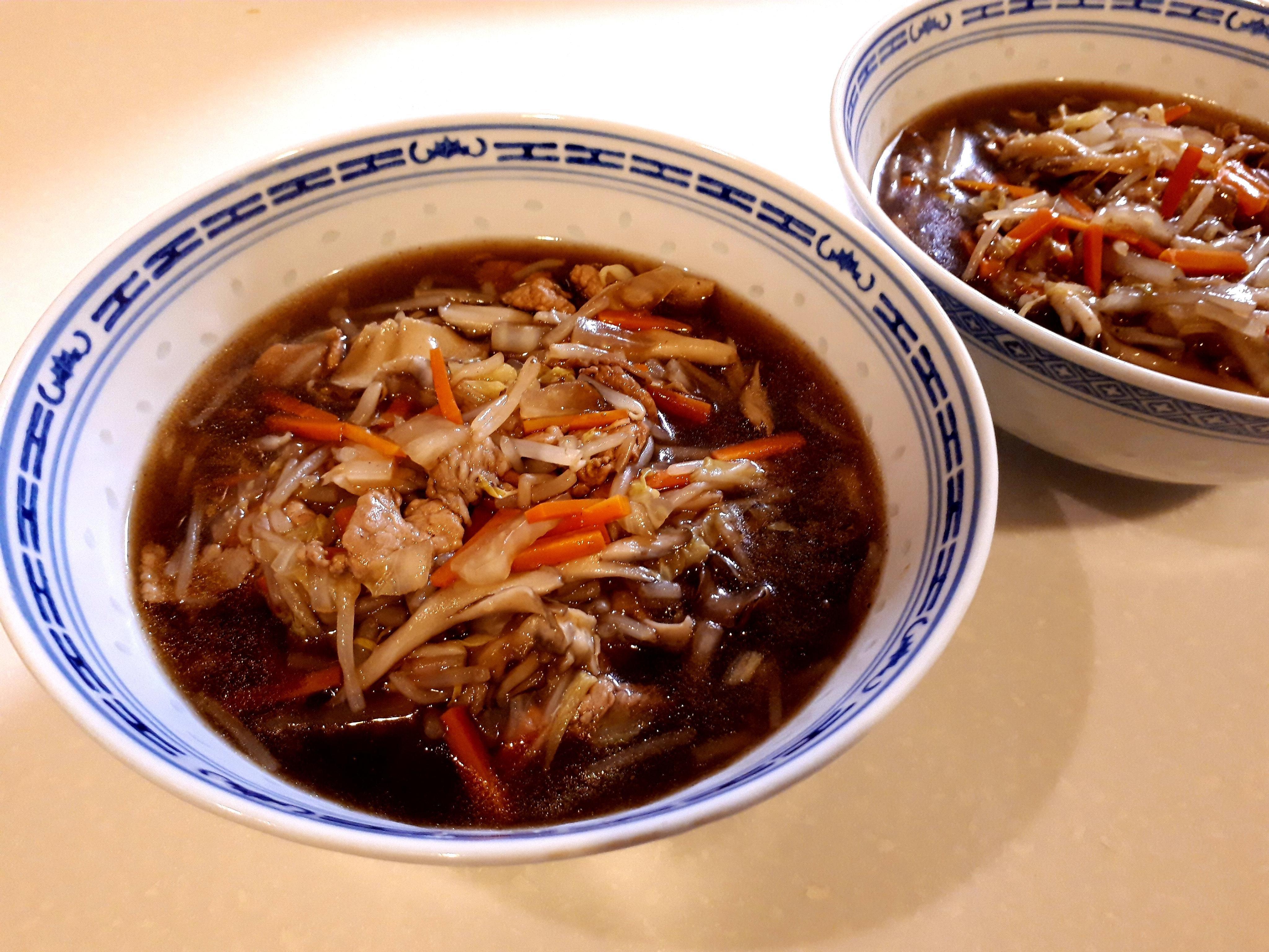 わたしんちの広東麺