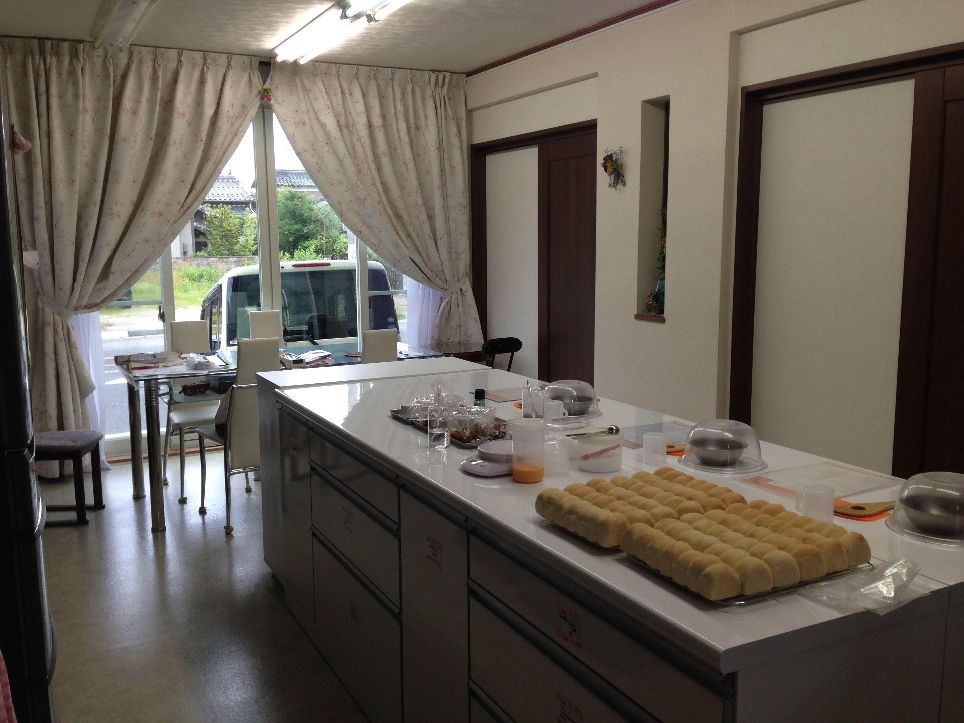 米子市・手作りパンのパン教室【手ごねパン教室・ …